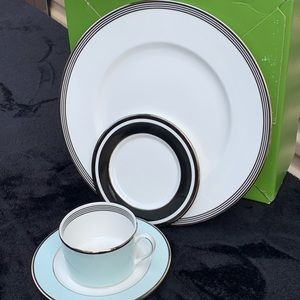 Kate Spade Collectible dishes
